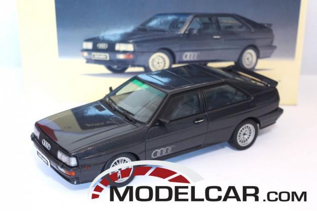 Autoart Audi Quattro 1988 Grey