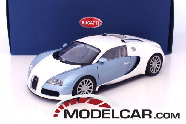 Autoart Bugatti Veyron White