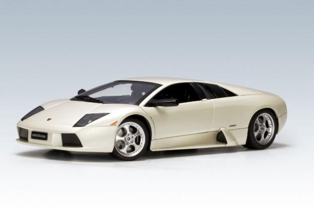 Autoart Lamborghini Murcielago White