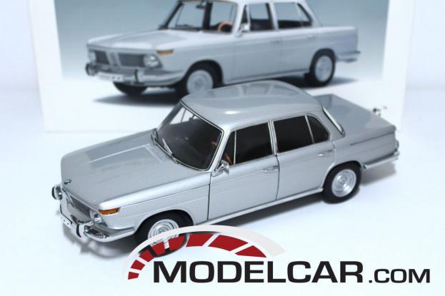 Autoart BMW 1800 TI-SA Zilver