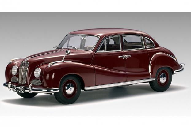 Autoart BMW 501 Red