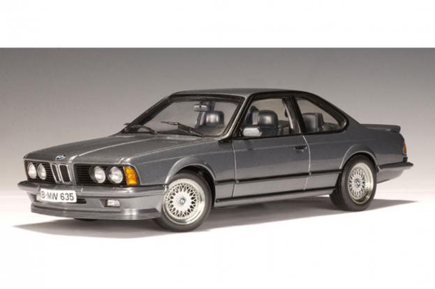 Autoart BMW M635 CSI e24 Grey