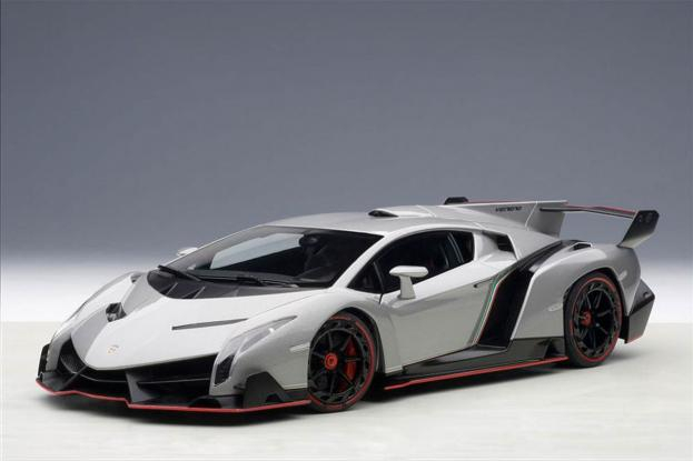 Autoart Lamborghini Veneno Grey