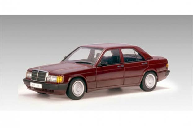 Autoart Mercedes 190E 2.0 W201 Red