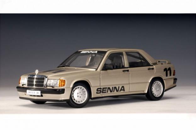 Autoart Mercedes 190E 2.3-16 W201 Beige