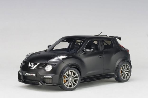 Autoart Nissan Juke-R 2.0 Black