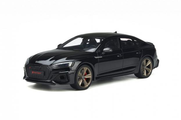 GT Spirit Audi RS5 Sportback B9 Black