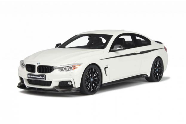 GT Spirit BMW 435i f32 White