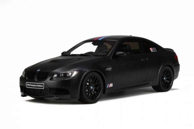 GT Spirit BMW M3 coupe e92 Black