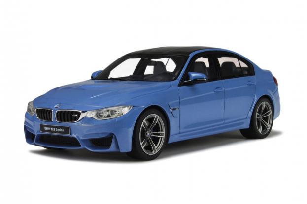 GT Spirit BMW M3 sedan f80 Blue