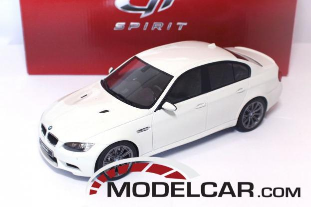 GT Spirit BMW M3 sedan e90 White