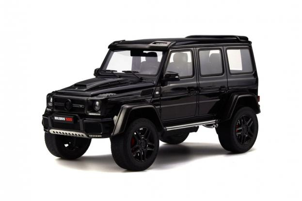 GT Spirit Brabus 500 4×4 Black