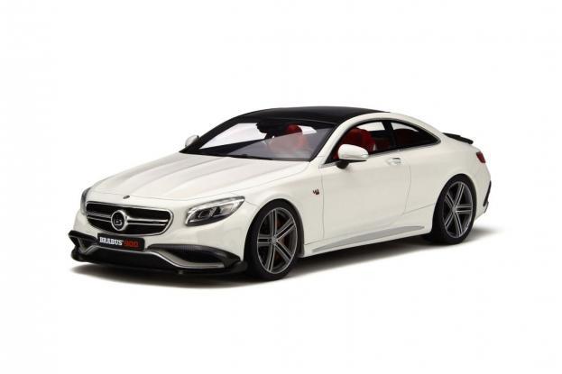 GT Spirit Brabus 900 White