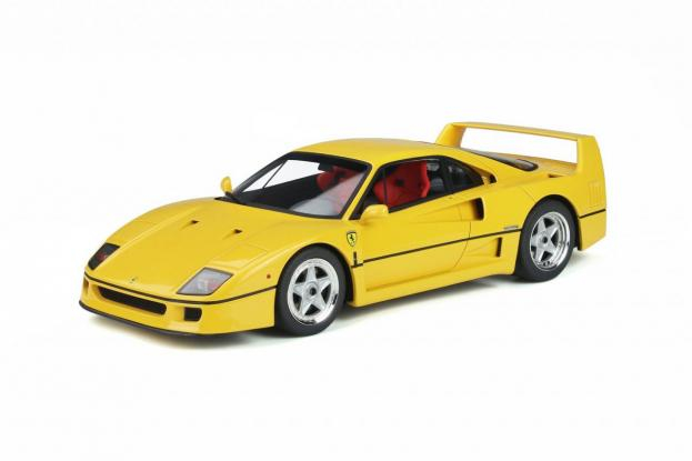 GT Spirit Ferrari F40 Yellow