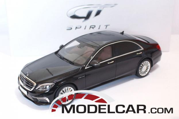 GT Spirit Mercedes S65 AMG sedan W222 Black