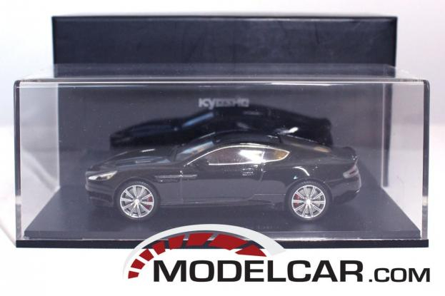 Kyosho Aston Martin DB9 Black