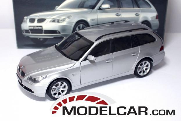 Kyosho BMW 545i e61 Silver