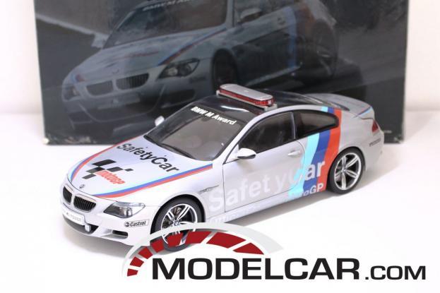 Kyosho BMW M6 coupe e63 Silver