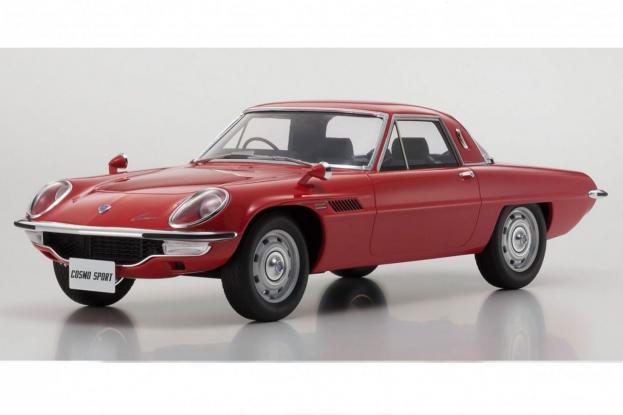 Kyosho Mazda Cosmo Sport Red
