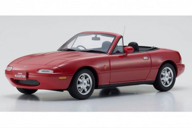 Kyosho Mazda Eunos Roadster Red