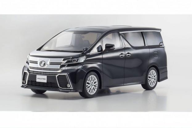 Kyosho Toyota Vellfire Black