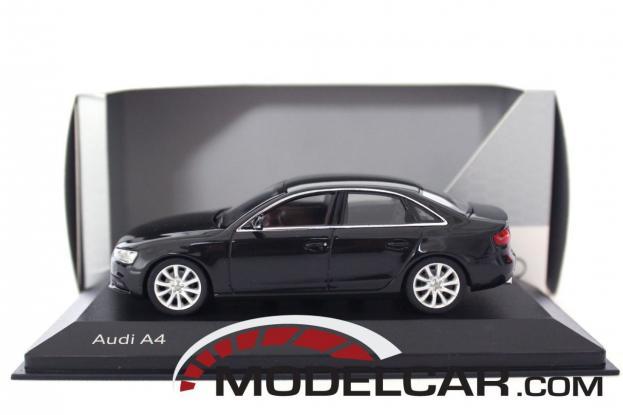 Minichamps Audi A4 B8 Black