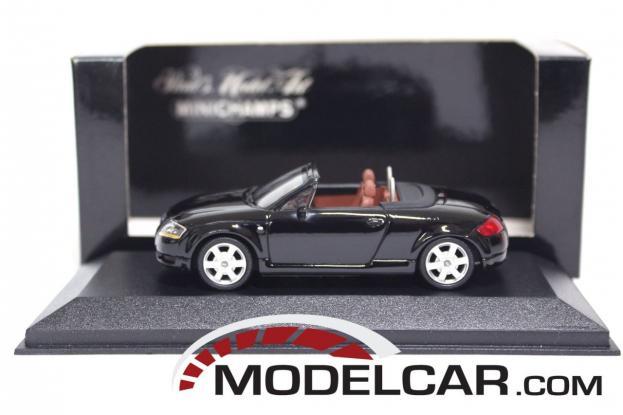 Minichamps Audi TT Roadster Black