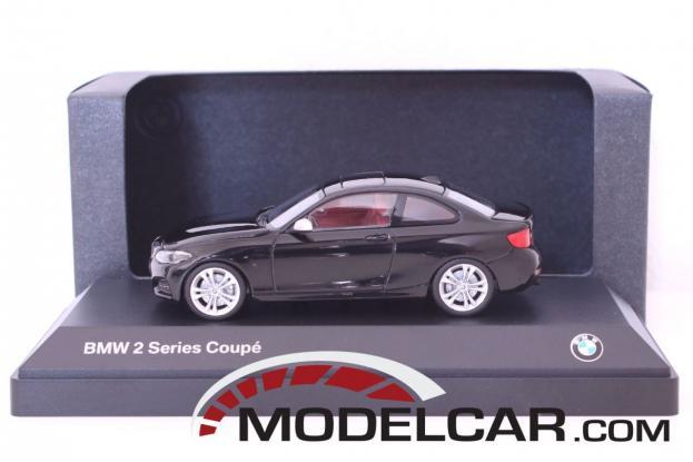 Minichamps BMW 2 serie coupe f22 Black