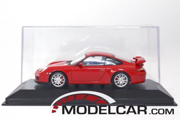 Minichamps Porsche 911 997 II GT3 Red