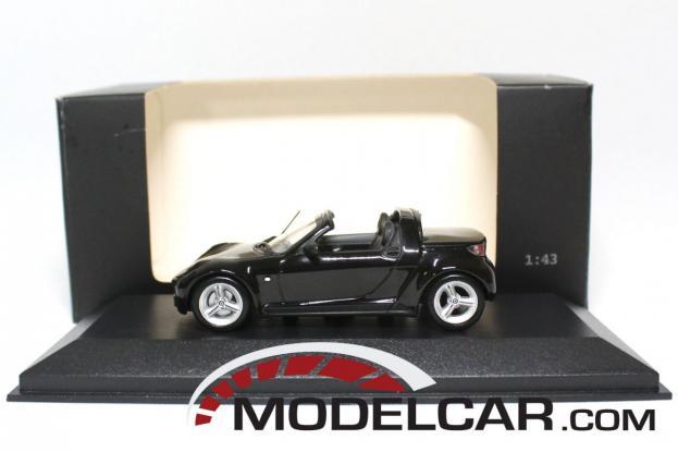 Minichamps Smart Roadster Coupe Black