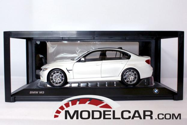 Norev BMW M3 sedan f80 White