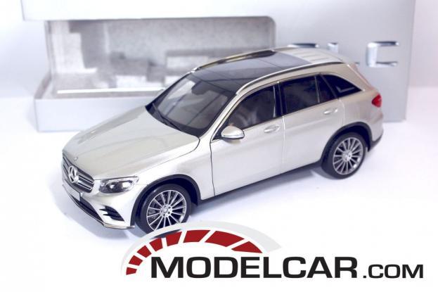 Norev Mercedes GLC X253 Silver