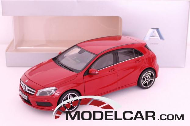 Norev Mercedes A-Class W176 Rood