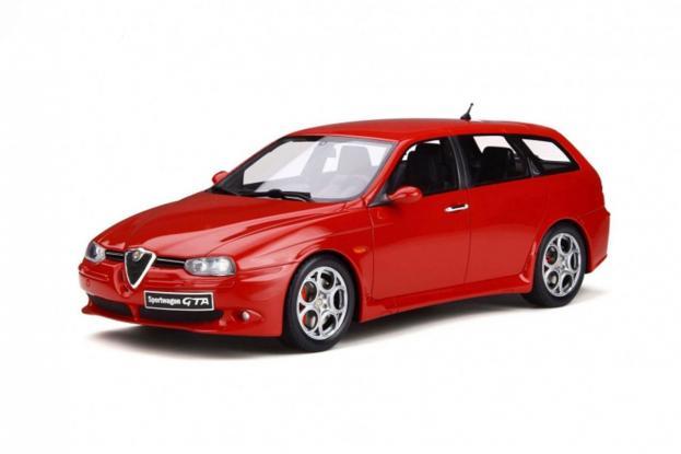 Ottomobile Alfa Romeo 156 GTA Red