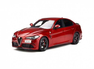 Ottomobile Alfa Romeo Giulia Quadrifoglio Red