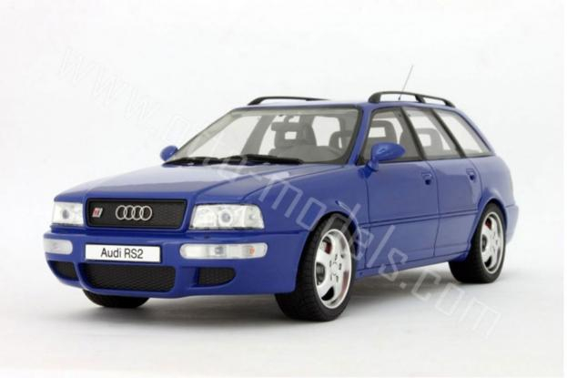 Ottomobile Audi RS2 Blue