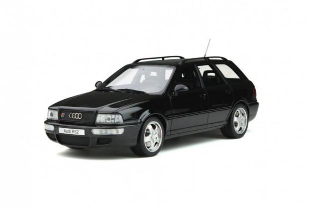 Ottomobile Audi RS2 Black