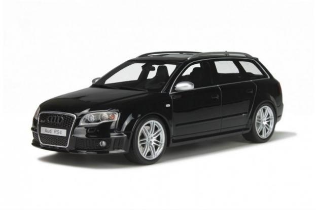 Ottomobile Audi RS4 Avant B7 Black