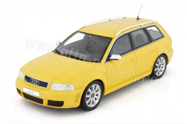 Ottomobile Audi RS4 Avant B5 Yellow