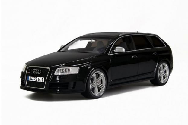 Ottomobile Audi RS6 Avant C6 Black