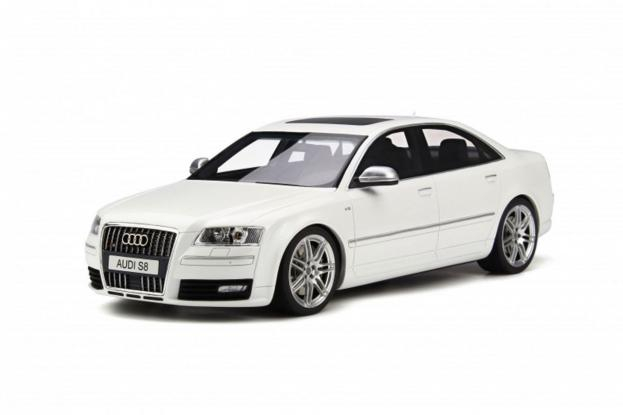 Ottomobile Audi S8 D3 White
