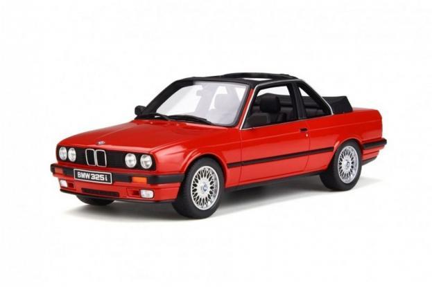 Ottomobile BMW 325i Baur e30 Red
