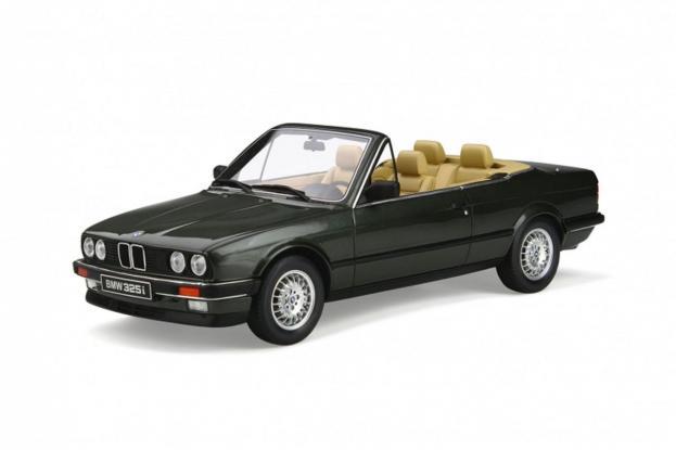 Ottomobile BMW 325i convertible e30 Green
