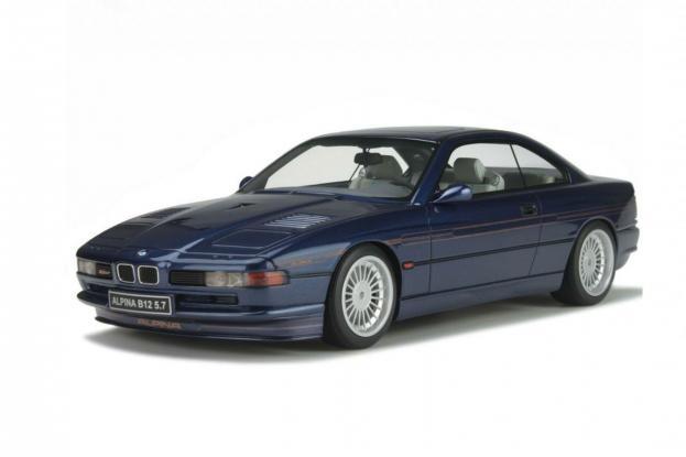 Ottomobile Alpina B12 5.7 E31 Blue