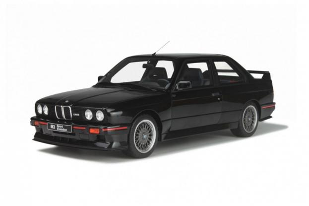 Ottomobile BMW M3 coupe e30 Black