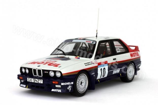 Ottomobile BMW M3 coupe e30 White