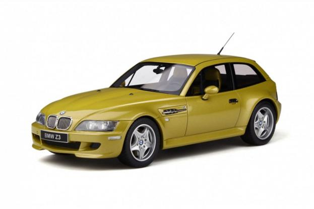 Ottomobile BMW Z3 M coupe Yellow