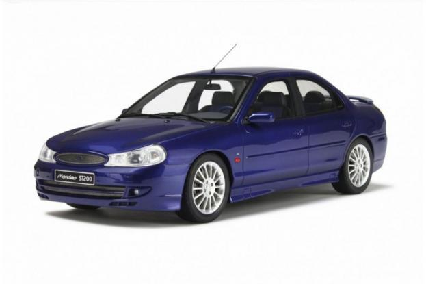 Ottomobile Ford Mondeo ST200 Blue