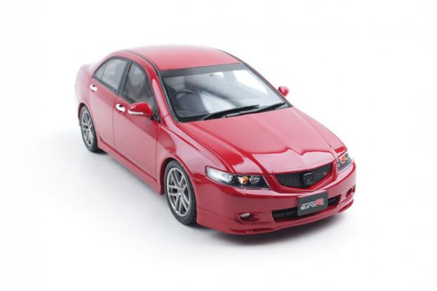 Ottomobile Honda Accord 2002 Red