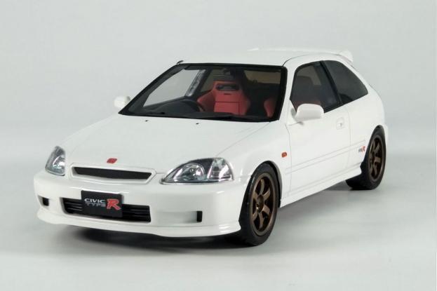 Ottomobile Honda Civic Type R EK9 White
